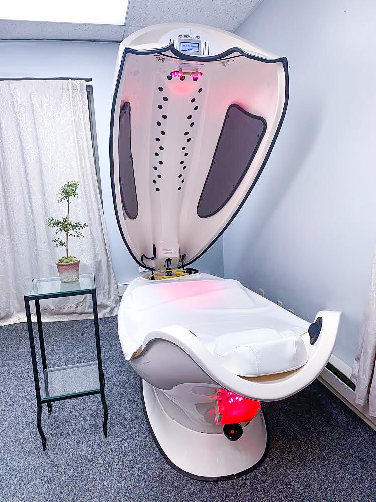 Cocoon Pod Salon Room